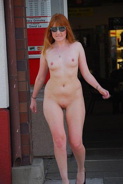 Charlotte mckee nude