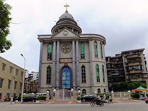 Roman Catholic Diocese of Shantou - St. Joseph's Cathedral