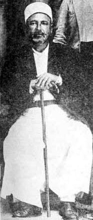 Saleh al-Ali - Sheikh Saleh al-Ali