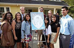 Dominican University of California - Shield Ceremony at Dominican University of California