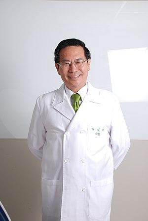 Chiayi - Twu Shiing-jer, the incumbent Mayor of Chiayi City.