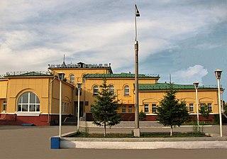 Shimanovsk,  Amur Oblast, Russia