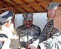 Shinwari tribal headsmen honor tribal pact, produce high value individual for Afghanistan's reconciliation program DVIDS251496.jpg