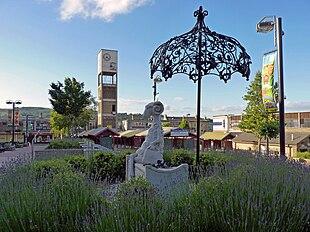 Shipley town centre