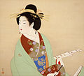 Shoen Uemura - Composition of a Poem.jpg
