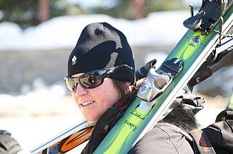 Shona Rubens - Shona Rubens at the 2010 Winter Olympics.