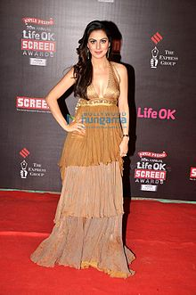 Shraddha Arya at Screen Awards.jpg
