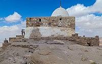 Shrine on Mt Aaron.jpg