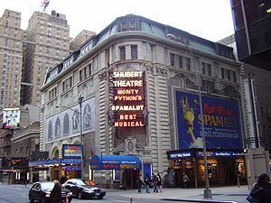 Shubert Theatre (New York City) - Image: Shuberttheatre