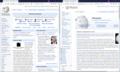Side-by-side-comparison dewiki frwiki.png