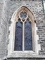 Side window of Parish Church of St Philip and St James, Ilfracombe, Sep 2017.jpg