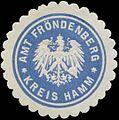 Siegelmarke Amt Fröndenberg-Kreis Hamm W0345887.jpg