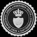 Siegelmarke Dienst Seiner Hochfürstlichen Durchlaucht des Regierenden Fürsten zu Schaumburg-Lippe W0246246.jpg