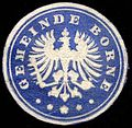 Siegelmarke Gemeinde Borne W0234846.jpg