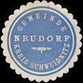Siegelmarke Gemeinde Neudorf W0360246.jpg
