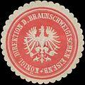 Siegelmarke K. Direktion der Braunschweigischen Eisenbahn W0355924.jpg