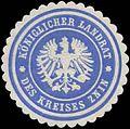 Siegelmarke K. Landrat des Kreises Znin-Pommern W0391490.jpg