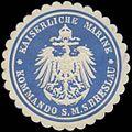 Siegelmarke K. Marine Kommando S.M.S. Breslau W0363966.jpg