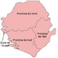 Sierra Leone Provinces-fr.png