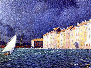 Saint-Tropez, Storm