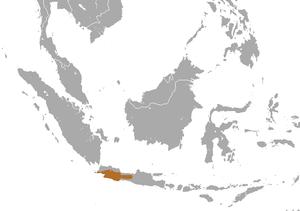 Silvery gibbon - Image: Silvery Gibbon area