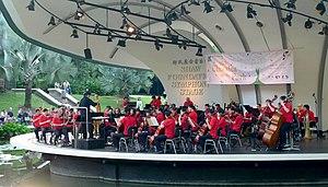 Singapore Symphony Orchestra - SSO Concert at the Singapore Botanic Gardens