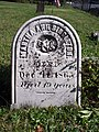 Singleton (Martha Ann), St. Clair Cemetery, 2015-10-05, 01.jpg