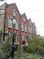 Sir Nikolaus Pevsner - 2 Wildwood Terrace Hampstead London NW3 7HT.jpg