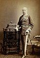 Sir Thomas Longmore. Photograph by Adams & Stilliard, 1877. Wellcome V0026743.jpg