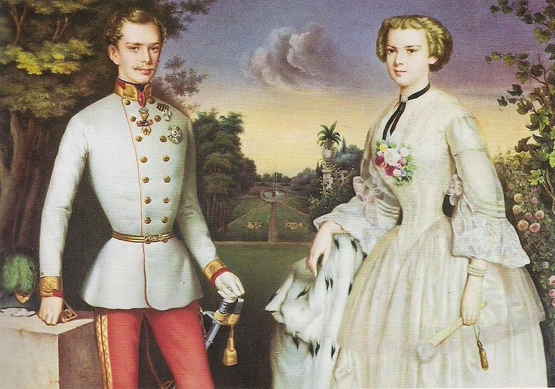 File:Sissi&Franz.jpg - Wikimedia Commons