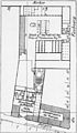 Site plan of the Menus-Plaisirs and the Conservatoire 1836 - Prod'homme 1929 p127.jpg
