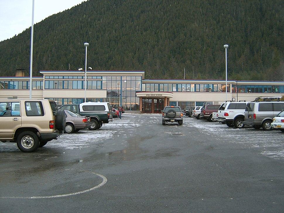 Sitka High School1