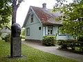 Skrīveri, A. Upīša memoriālā māja 2000-05-28 - panoramio.jpg
