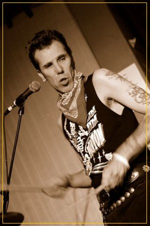 Phantom, Rocker & Slick - Drummer Slim Jim Phantom
