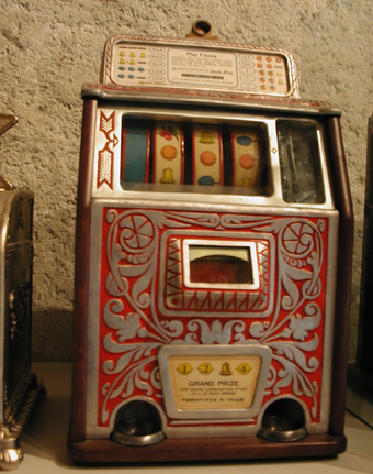 Truffare le slot machine