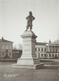 Per Brahe Statue