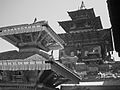 Small Temple with Taleju Temple in back (5197842717).jpg