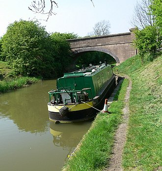 Smeeton Westerby - Grand union canal