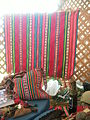 Smithsonian Folklife Festival 2013 - colorful cloths.JPG