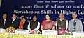 Smriti Irani at the Workshop on Skills in Higher Education, organised by Deptt. of Higher Education, MHRD, in New Delhi. The Minister of State for Human Resource Development.jpg