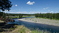 Snake River, Yellowstone National Park, looking towards north 20110818 1.jpg