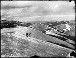 Snow drifts, The Main Divide, Mount Kosciuszko (2515555366).jpg