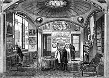 Soane Breakfast Room ILN 1864.jpg
