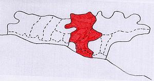 Хостинский район на карте