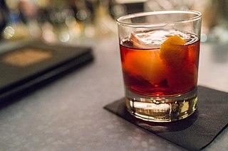 Boulevardier (cocktail)