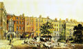 Soho Square SW corner From an aquatint in John B. Papworths Select Views of London 1816 edited.jpg
