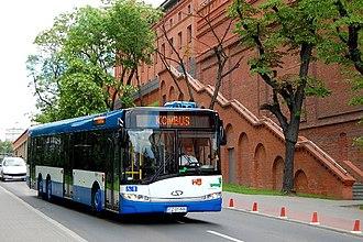 Solaris Urbino 15 - Image: Sol 173