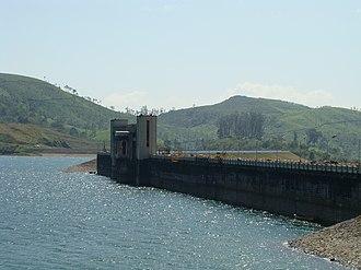 Solaiyar Dam - Solaiyar Dam
