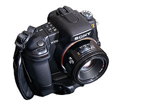 Image illustrative de l'article Sony Alpha 300