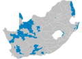 South Africa Districts showing DMAs.png